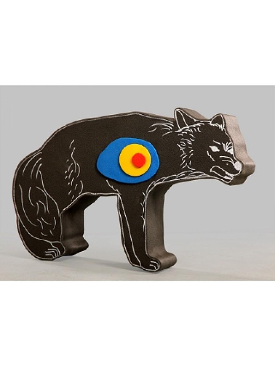 Farkas formájú vesszőfogó
