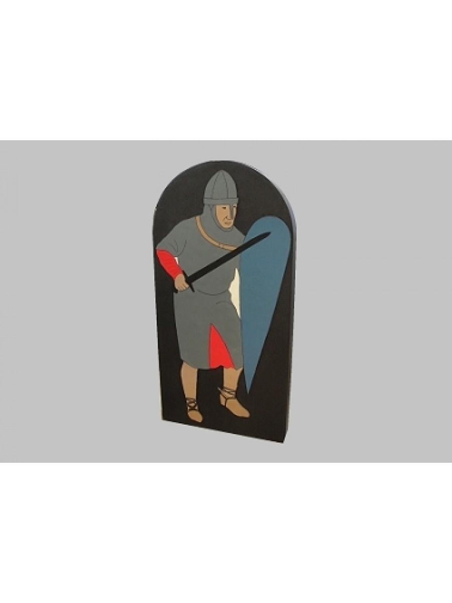 Normand harcos vesszőfogó