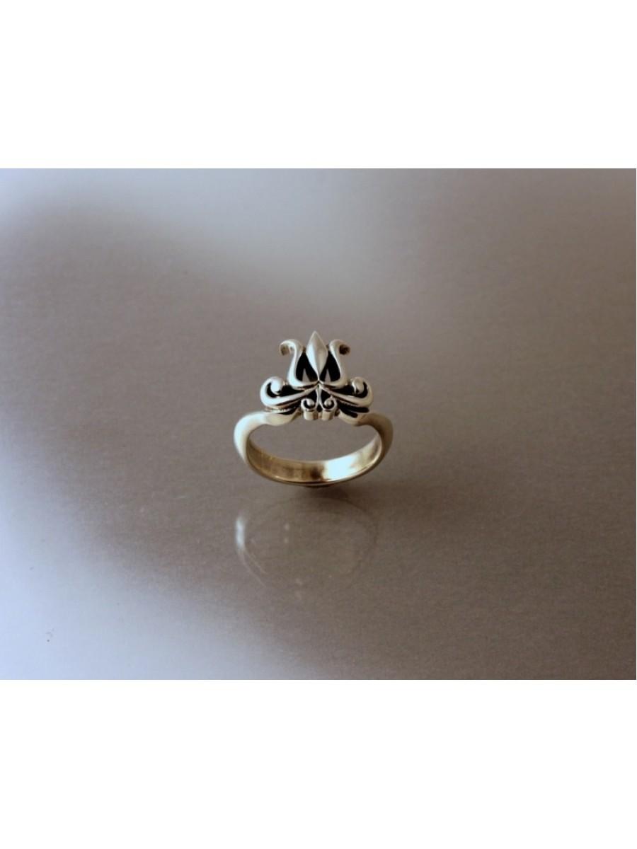 Székely tulipán gyűrű