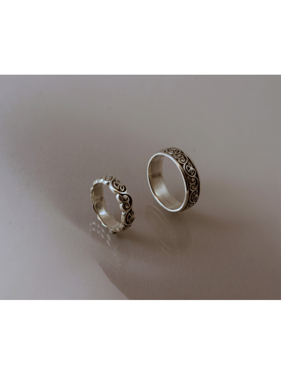 Győri indás karikagyűrű