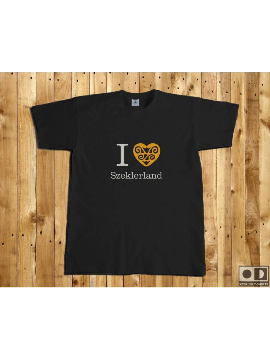 Székely póló - I love Szeklerland
